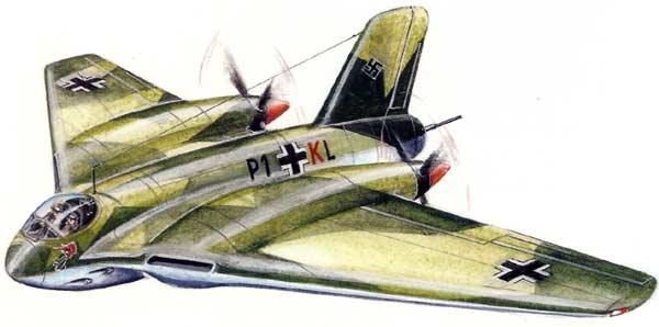 Messerschmitt 329  Messerschmitt-329