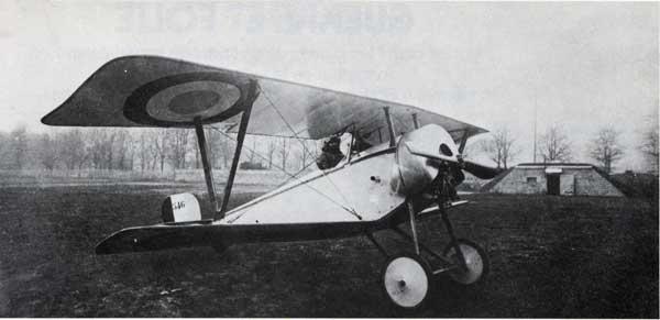 Le 7 août 1919 dans le ciel parisien Godefroy2