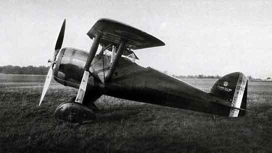 Morane Saulnier MS-137 Morane8