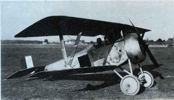 624385417dae le premier des grands chasseurs français   le Nieuport 17